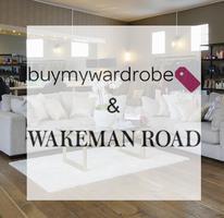 BuyMyWardrobe Pop Up at Wakeman Road