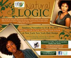 HPO Presents: NaturalLOGIC: The Class