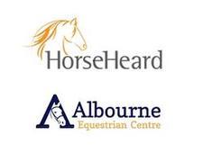Albourne Equestrian Centre logo