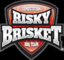 Risky Brisket KCBS BBQ Team  logo