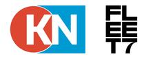 Kieler Nachrichten & FLEET7 logo
