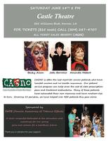 3 Charmers Vacation to Grand Isle! Sat.June 14/Show...