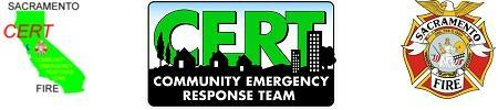 Sacramento CERT General Meeting