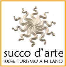 Succo d'Arte - 100% Turismo a Milano logo