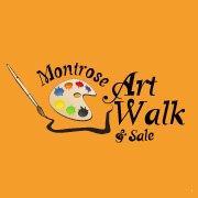 Montrose Art Walk BOD logo