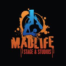 MadLife Stage & Studios logo