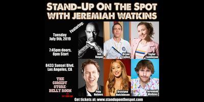 Stand Up On The Spot with Joe Rogan, Bryan Callen,...