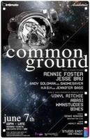 COMMON GROUND @ STUDIO EAST