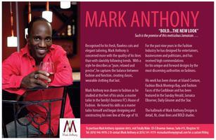 Mark Anthony Scott at Atlanta Fashion Week June 21,...