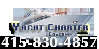 Yacht Charter Co™ San Francisco yacht events logo