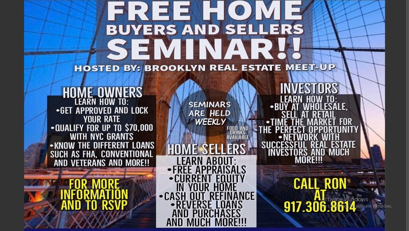 Funding your first Real Estate Deal