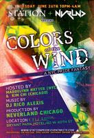 STATION & NEVERLAND Present: COLORS of THE WIND NYC...