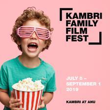 Kambri at ANU logo