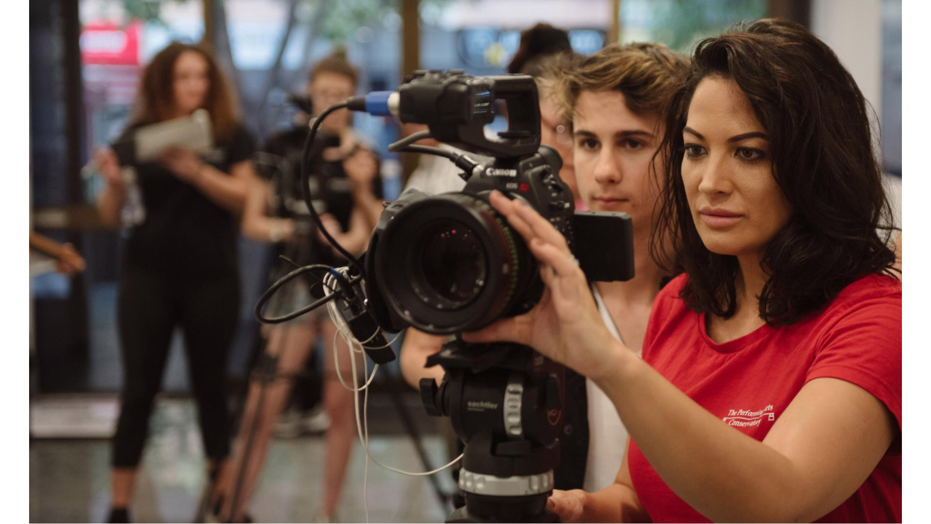 Screen Production Classes 4 x $30 Consecutive Weekly Sessions