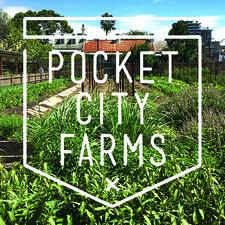 Pocket City Farms logo