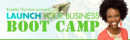 Launch Your Business Boot Camp