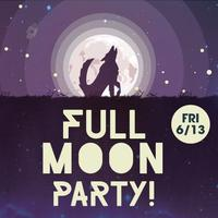 Full Moon Party | Howl at the Moon San Antonio
