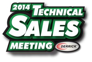 Technical Sales Meeting - August 2014