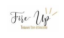 Fire-up logo