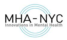 Mental Health Association of New York City  logo