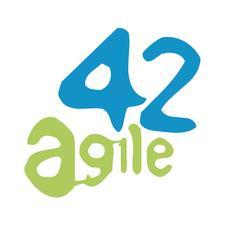 agile42 - The Agile Coaching Company logo