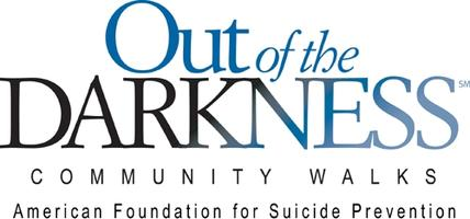 AFSP Out of the Darkness Walk