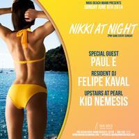 Nikki at Night and Pearl Sundays