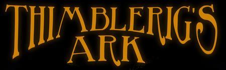 Thimblerig's Ark Book Launch