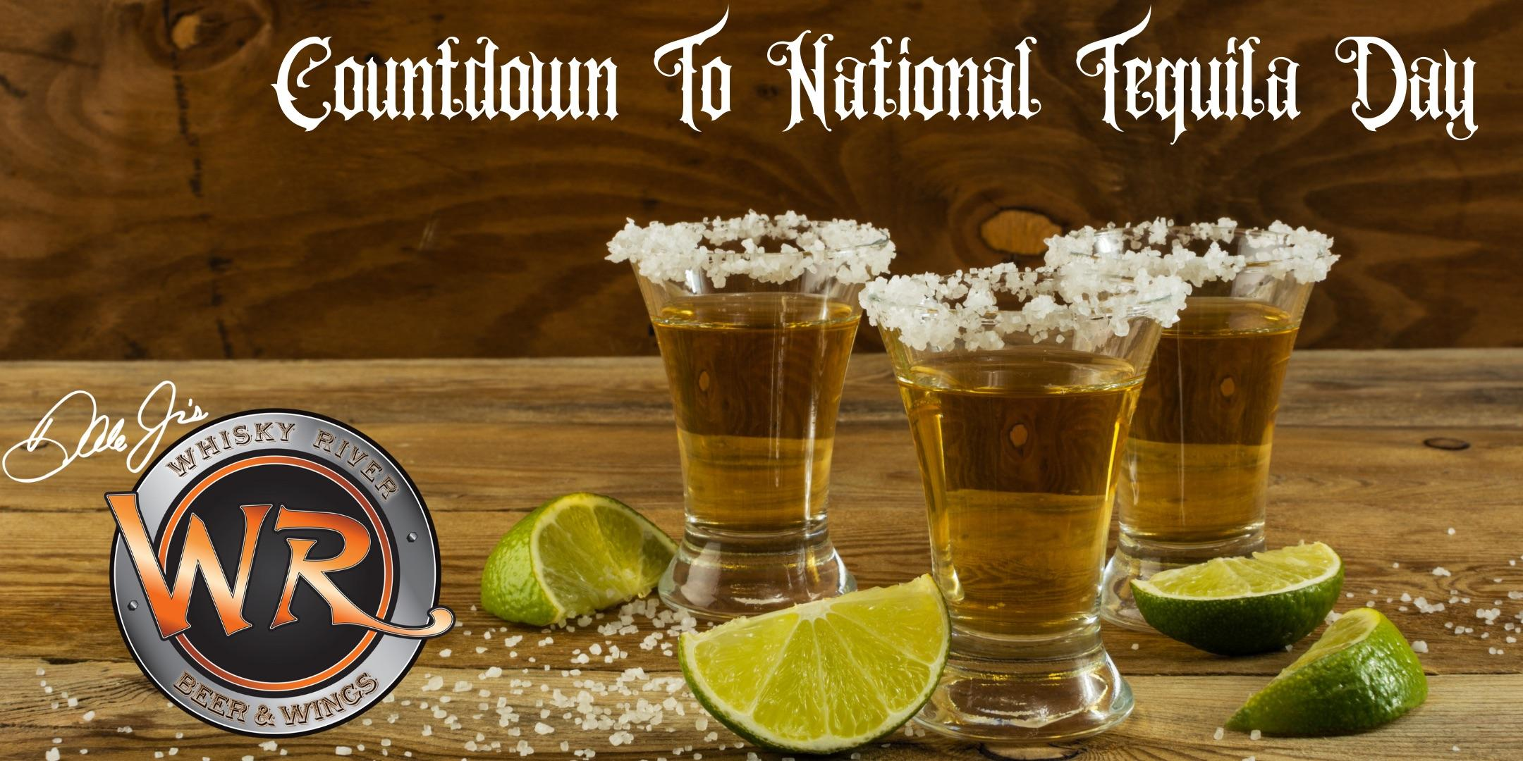 Club Life 101: Countdown to National Tequila Day