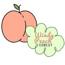 Windy Peach Comedy logo