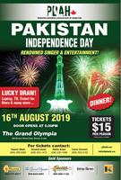 Pakistan Independence Day Celebration Dinner & Entertainment