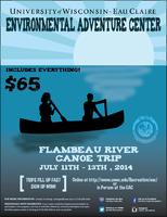 EAC Flambeau River Canoe Trip