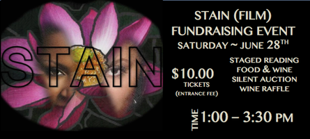 Support Independent Film Event: STAIN (film) FUNDRAISER