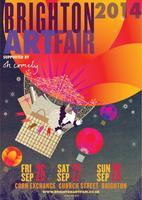 Brighton Art Fair 2014