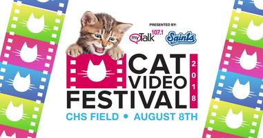 57bb8f40ec085c MyTalk 107.1's 4th Annual Cat Video Festival benefiting Ruff Start Rescue  Tickets, Thu, Aug 8, 2019 at 6:00 PM | Eventbrite