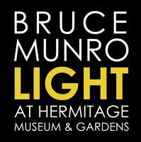 Bruce Munro: Light at Hermitage Museum & Gardens...