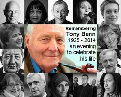 Remembering Tony Benn - an evening to celebrate his...