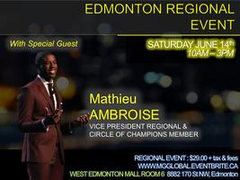 Edmonton Regional Event