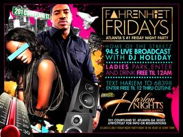 DJ HOLIDAY & STREETZ 94.5 Broadcasting Live Friday @...