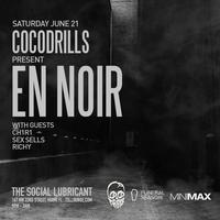 """Cocodrills present """"En Noir"""""""