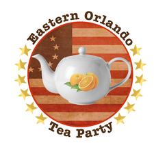 Eastern Orlando Tea Party  logo
