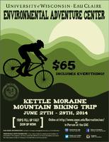 EAC Kettle Moraine Mountain Biking Trip