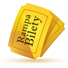 Rampa Bilety logo