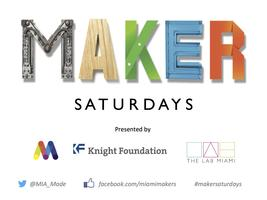 MIAMade Maker Saturdays: PCB Design Workshop with...