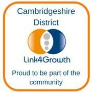 Link4Growth Cambridgeshire logo