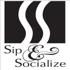 Sip & Socialize | Networking Events logo