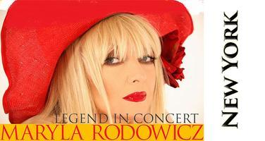 Maryla Rodowicz - New York