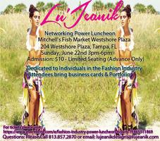 Fashion Industry Power Luncheon