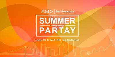 AMA SF Summer Partay