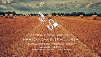 Seeds of Our Future AgTech Summit & Immersion Program
